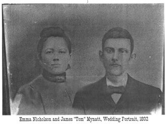 James Kanon Mynatt III & wife Emma Nicholson