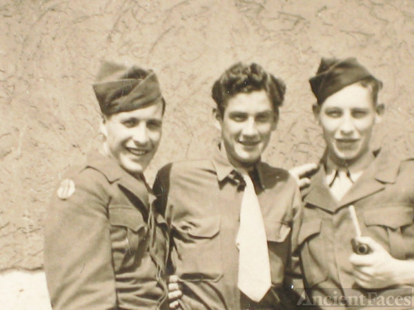 US Army Servicemen 1946 Germany