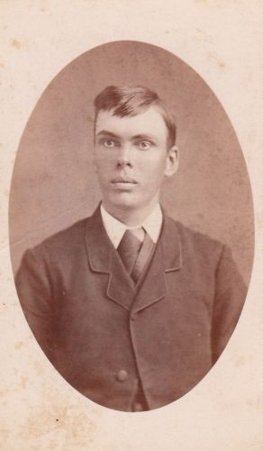 A photo of Ole Marcus Ulvestad