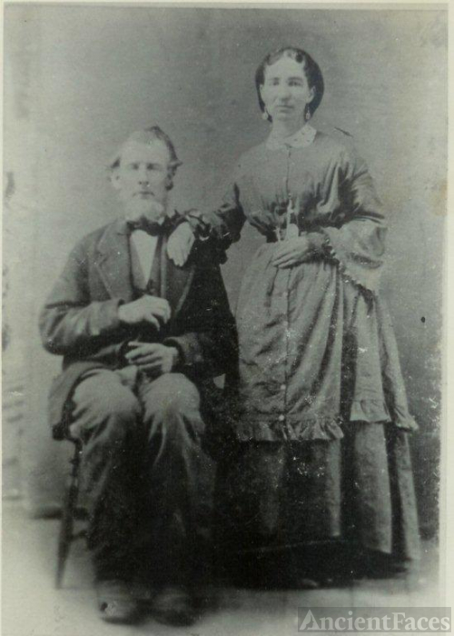Leander and Hannah Beekman