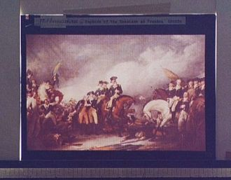 Capture of the Hessians at Trenton