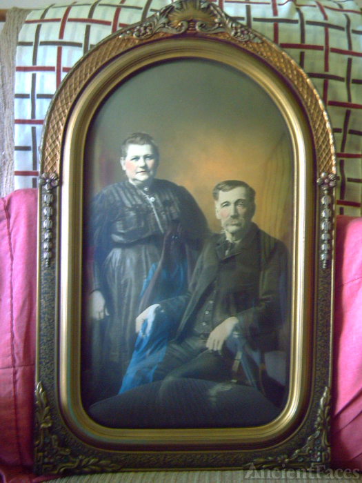 James & Louisa Barr