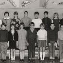 Garrison School class 1967-68, gr4/5, named