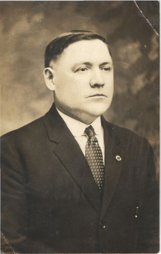 A photo of Frank Ovecka