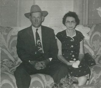 George and Effie Lee Rodgers