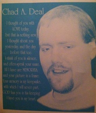 A photo of Chad A. Deal