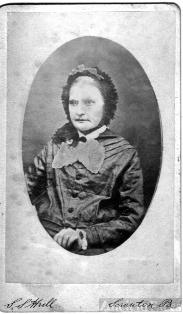 Possibly Nancy Hamilton, mother of Mary Jane Mears