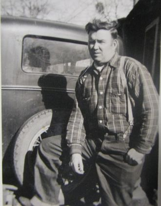 A photo of George F Mcginnis