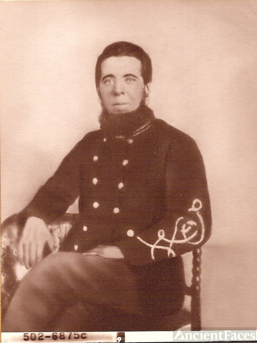 Unknown Man in Uniform, Alabama