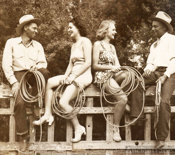 California Western Wear 1940's