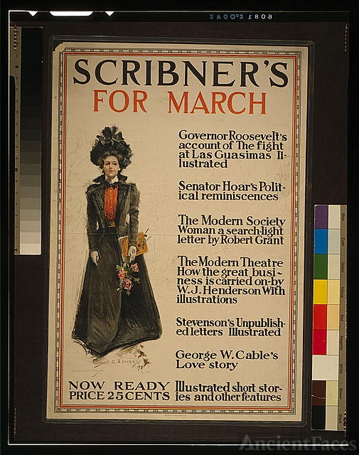 Scribner's for March--Governor Roosevelt's account of the...