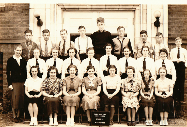 Columbiana High School, OH 1938
