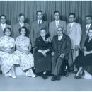 Consant & Mary DeWind Family c1950