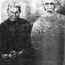 John Baptist Bruno and Mary Rhodd
