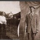 Cora (Howard) & Elmore Minor, Ohio