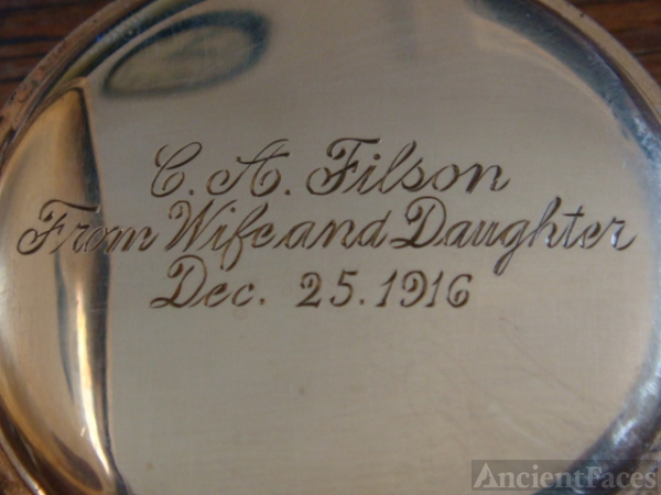 C. A. Filson Watch, 1916