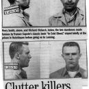 Perry Smith & Richard Hickock, 'Clutter' Killers