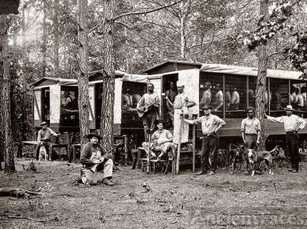 North Carolina Prisoners - 1910
