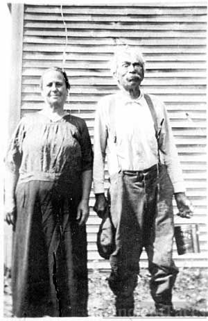 Eldora and Nelson Ellis