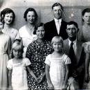 The Bartley Family, Texas