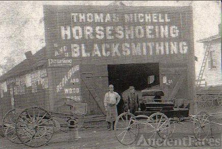 Michells------Blacksmith Shop