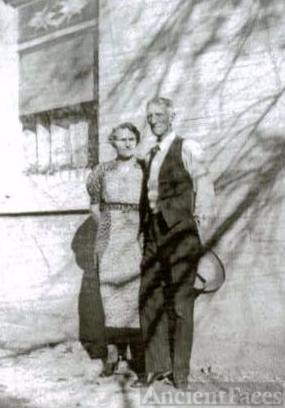 George Cameron Bean and Lenora Ward