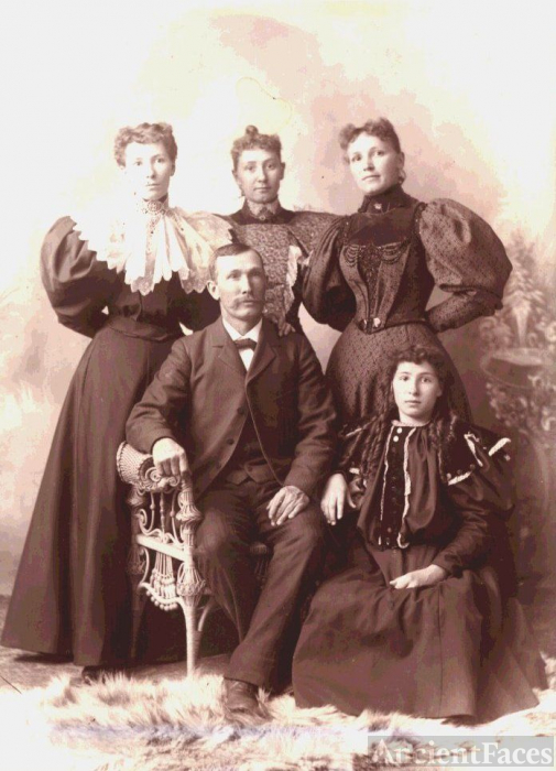 Second Family of Samuel Buchanan