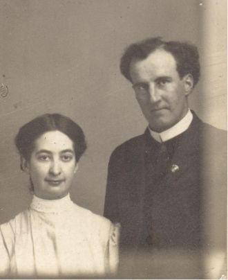 James Porter and Anna Prouty