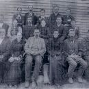 BURNETT FAMILY GROUP GRAYSON COUNTY KENTUCKY # 1