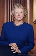 Supreme Court Judge, Sandra Day O'Connor