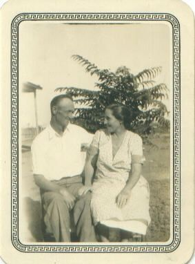 My Dad Virgil Lee Watson's Parents