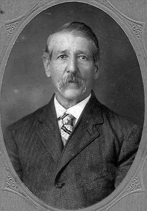 A photo of Bennett Gaines Holcomb