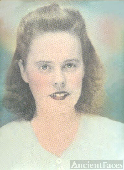 My Grandmother, Rosina Pierce