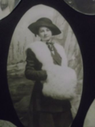 Unknown McMillin Woman Relative