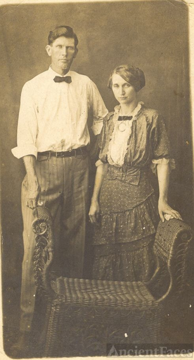 Unknown Couple 1