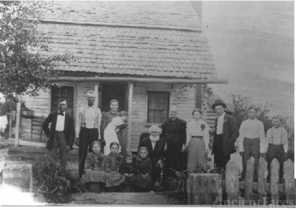 1899 Armistead family