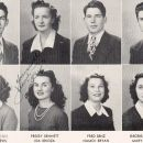 Don Berry and 1945 Seniors, California