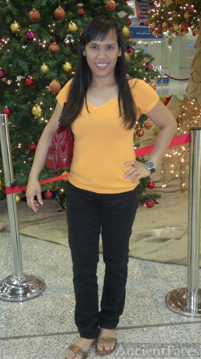 my photo in xmas 2011
