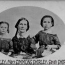 Lucy, Mary, & Sarah, ca1860