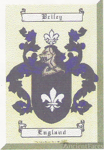 Briley Coat of Arms