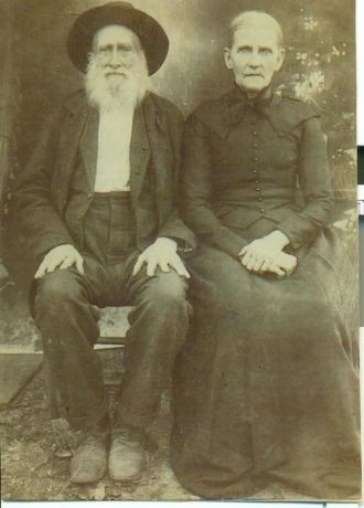 Willis and Harriett Davis