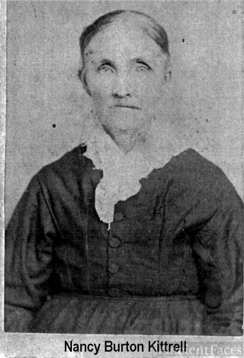 Nancy Elizabeth Burton