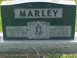 A photo of Chester L Marley