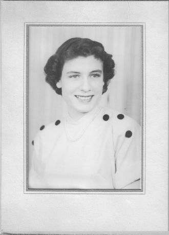 Anna Belle (Lee) Nelson, MO 1950's