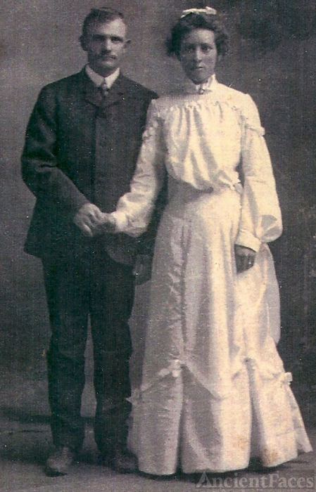 Alfred and Eda Rood, Nebraska