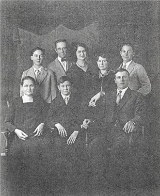 George Philip Huck Family