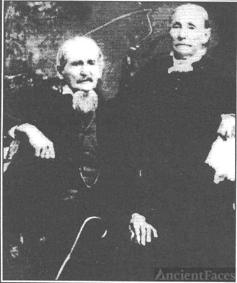 George Washington Bradley and Betsey Kroll