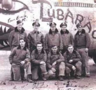 491st BG 852nd BS Crew R27