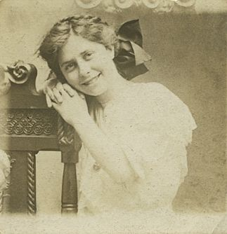A photo of Margaret Greene