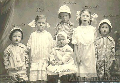 Grandchildren of Charles A. Willms